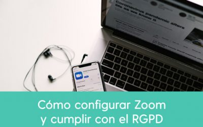 Cómo configurar Zoom y proteger tu privacidad